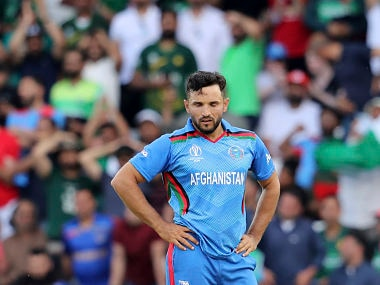 Afghanistan vs West Indies, ICC Cricket World Cup 2019: Gulbadin Naib says big guns let Afghans down in disappointing tournament