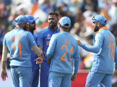 India vs Bangladesh, ICC Cricket World Cup 2019: Hardik Pandya's emergence as reliable fifth bowler makes him India's MVP