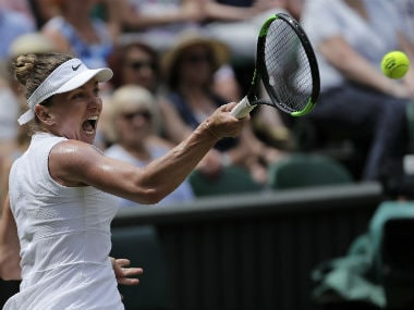 Wimbledon 2019: Simona Haleps newfound romance with grass continues as she sets up blockbuster final against Serena Williams