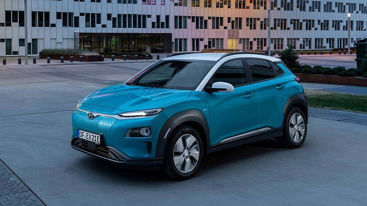 Hyundai Kona Electric makes it to the Guinness world records for reaching an altitude of 5,731 m- Technology News, Firstpost
