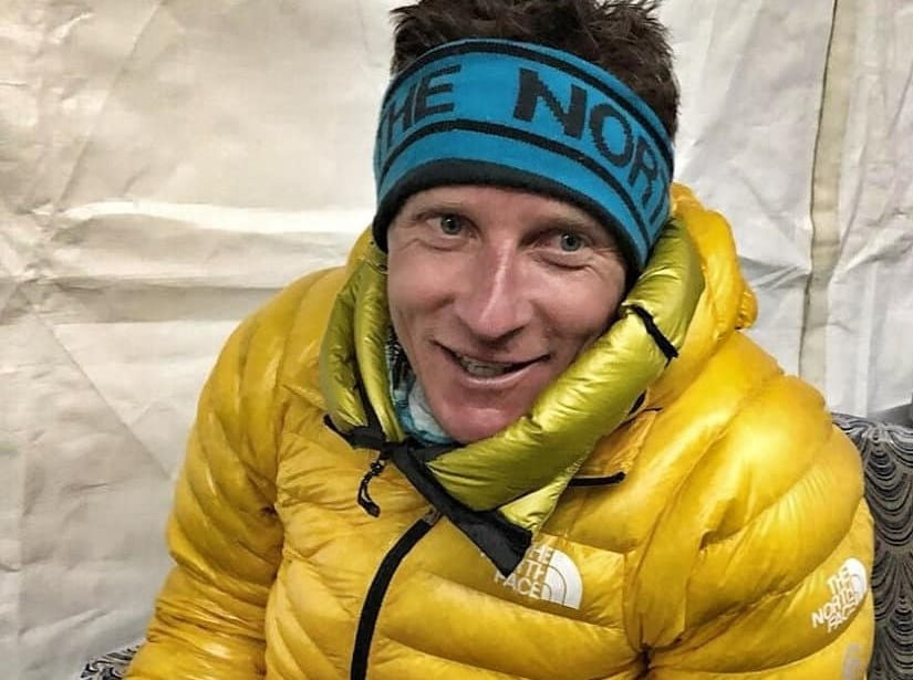 Pushing the boundaries: David Göttler on attempting to scale Mt Everest without supplementary oxygen