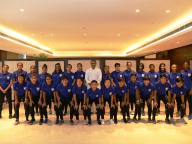 AIFF chief Praful Patel assures India womens football team of sufficient international exposure for improvement in performance