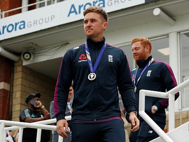 England vs Ireland: Rory Burns relishing chance to reunite with Surrey teammate Jason Roy ahead of latters England Test debut