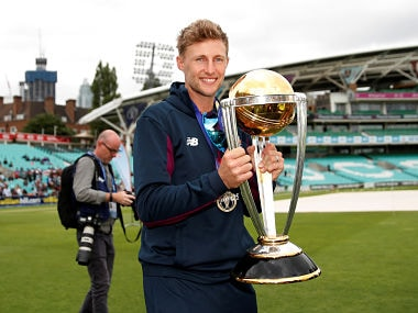 ICC Cricket World Cup 2019: Joe Root says England's triumph in showpiece tournament will be a confidence-booster for players ahead of Ashes