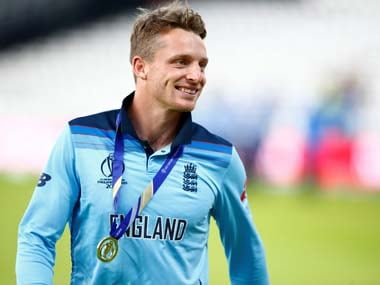 Coronavirus Outbreak: England batsman Jos Buttler auctions World Cup-winning jersey to raise funds for hospitals