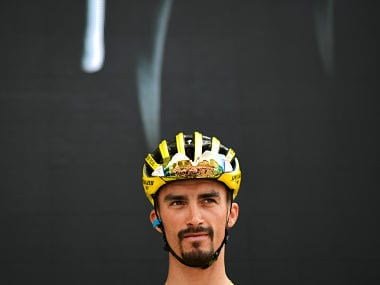 Tour de France 2019: Julian Alaphilippe says yellow jersey hanging by a thread as race heads into final week