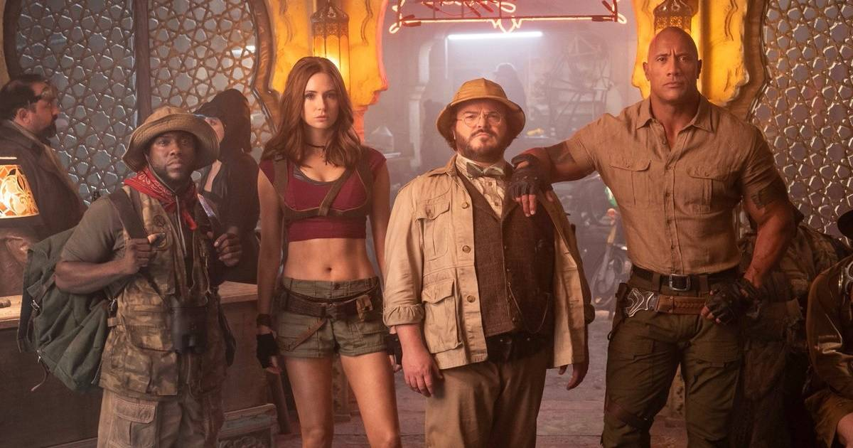 Jumanji: The Next Level domestic box office collection: Dwayne Johnson-starrer earns Rs 14.55 cr in two days