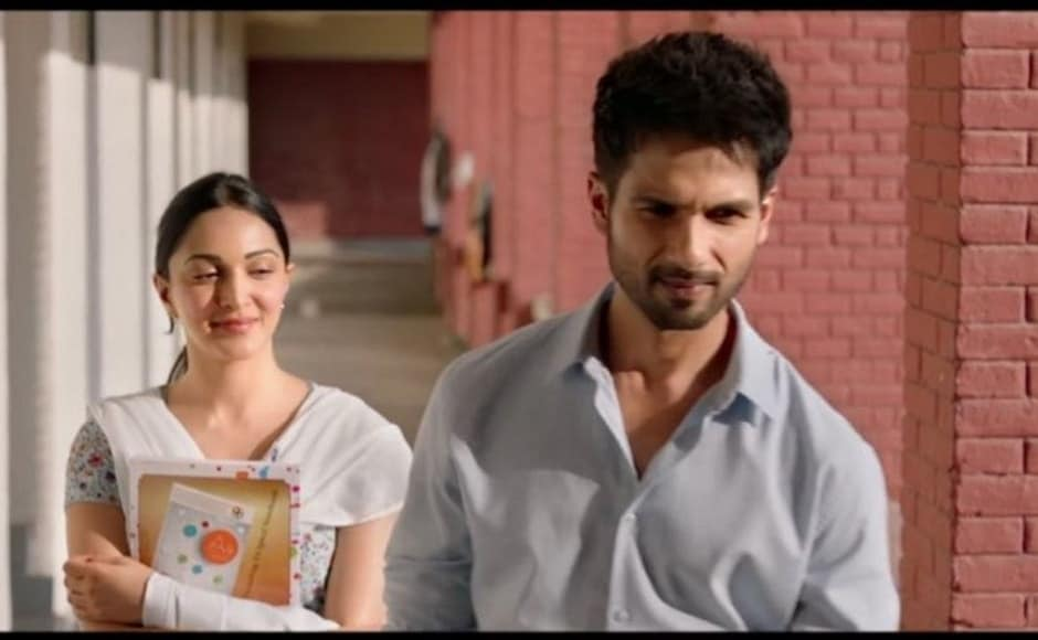 Kiara Advani's recent release Kabir Singh was a remake of Tamil film Arjun Reddy. Despite receiving polarising reviews, the film was blockbuster success at box-office establishing her in the industry | Twitter