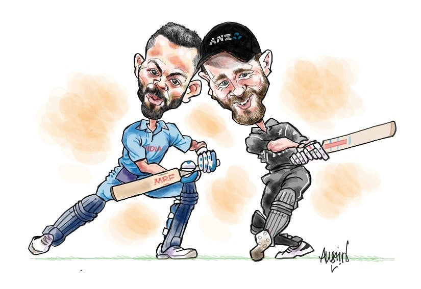 ICC Cricket World Cup 2019: Semi-final win shows New Zealand had a responsive game-plan, India did not