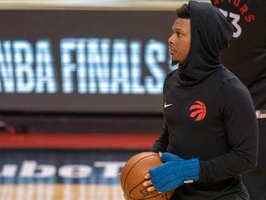 NBA: Toronto Raptors Kyle Lowry undergoes surgery to repair damaged ligaments in left thumb