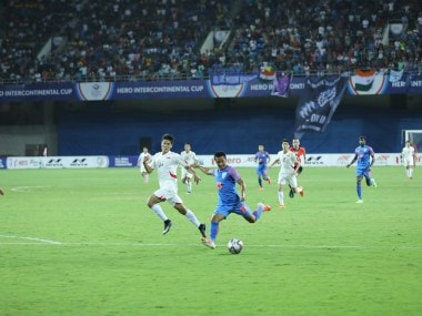 Intercontinental Cup 2019: India pay price for defensive