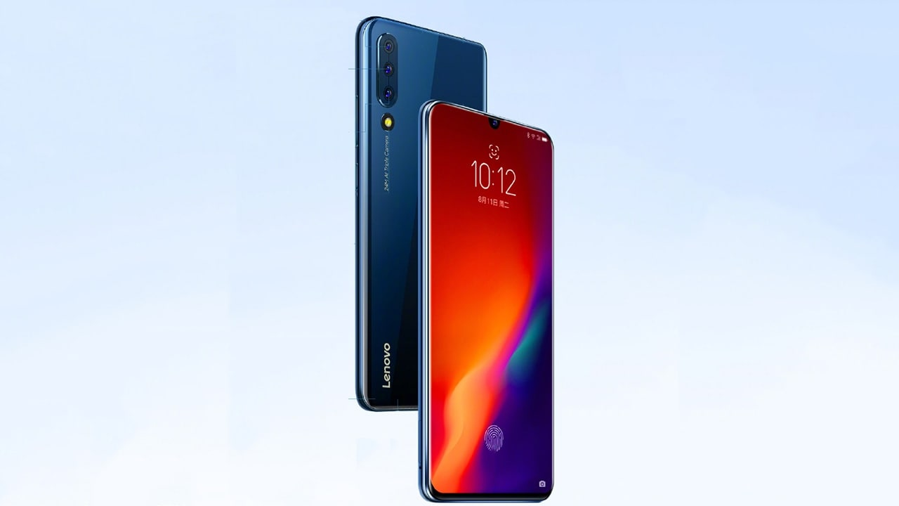 Lenovo Z6 launched with Snapdragon 730 and triple-camera setup in China