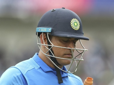Former Indian captain MS Dhoni says he went through entire gamut of emotions after frustrating World Cup semi-final loss