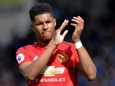 Premier League: Manchester Uniteds Marcus Rashford signs new four-year contract with massive pay-rise