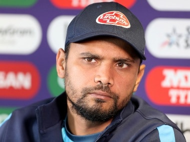 ICC Cricket World Cup 2019: Bangladesh captain Mashrafe Mortaza takes responsibility for team's failure to reach semis