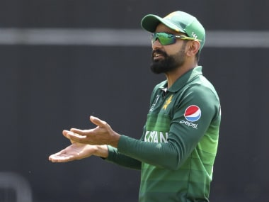 PCB reprimands Mohammad Hafeez for questioning Sharjeel Khan's return to cricket