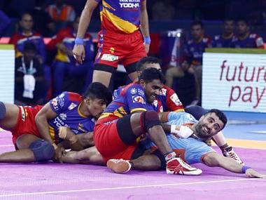 Pro Kabaddi 2019: Bengal Warriors register record 48-17 victory over UP Yoddha to start campaign on winning note