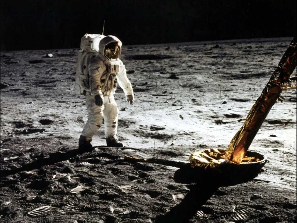 New Jersey's Buzz Aldrin Lifts Off for the Moon - 50 years later