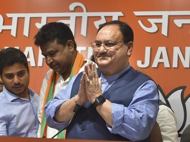BJP will complete its election process for its national president before 31 December, says JP Nadda