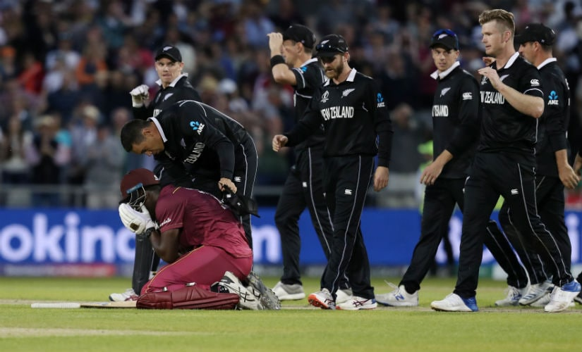 ICC Cricket World Cup 2019: From an undefeated run and a wobble to a shock win over India, New Zealand's road to the final- Firstcricket News, Firstpost