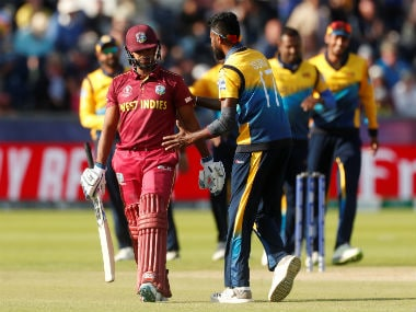 Sri Lanka vs West Indies, ICC Cricket World Cup 2019: Twitterati hails Windies' spirit, Rihanna's presence as Lankans win tight contest at Durham