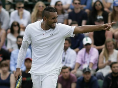 Wimbledon 2019: Nick Kyrgios sets tone for big-ticket clash with Rafael Nadal, says they have mutual respect... but 'that's about it'