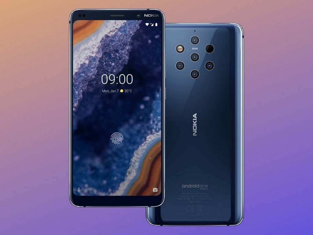 Nokia 9 PureView comes to India for Rs. 49999