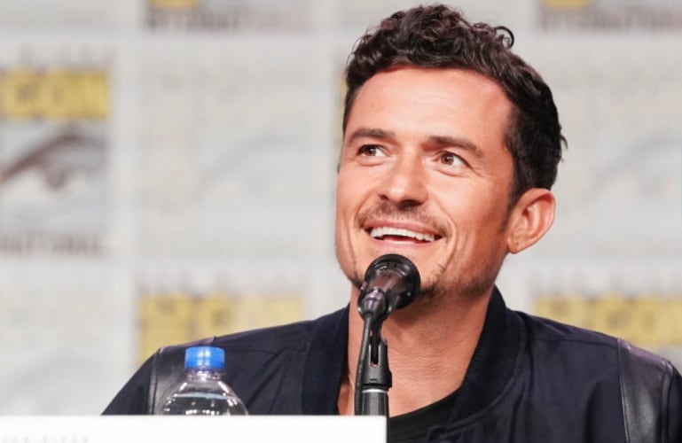 Orlando Bloom says its unlikely if he will return as Legolas in Amazons Lord Of The Rings series