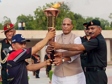 Rajnath Singh to visit Kargil on 20 July to pay tribute on occasion of 20th anniversary of 1999 war
