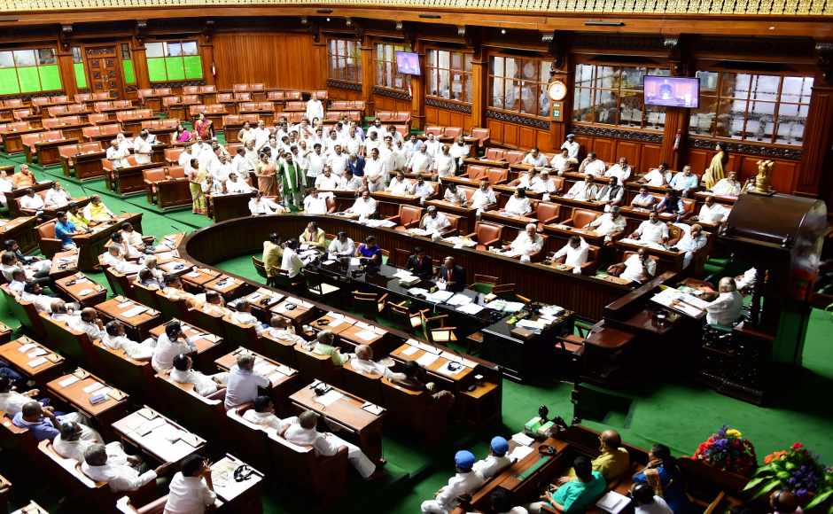 Karnataka Assembly fails to hold trust vote even on third day of discussion; all eyes on Speaker KR Ramesh to conduct floor test