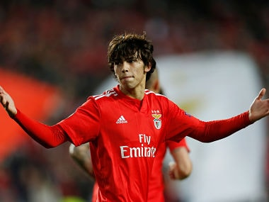 LaLiga: Atletico Madrid sign 19-year-old Joao Felix for 126 million euros from Portuguese club Benfica