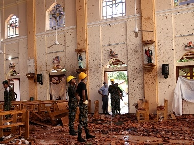 Three months after being ravaged by Easter Sunday blasts, Sri Lanka's St Sebastian's Church reconsecrated