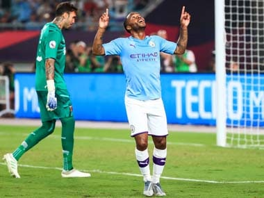 Premier League: Raheem Sterling scores brace as Manchester City come from behind to beat West Ham United in friendly