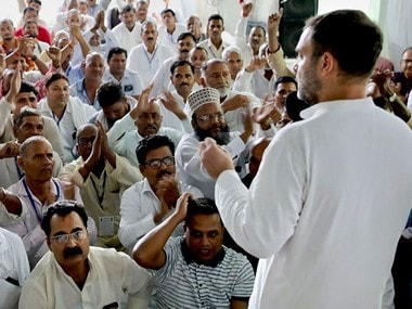 Rahul Gandhi blames local leaders for Amethi defeat during Lok Sabha polls, says he will not abandon constituency