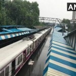 Mumbai suburban rail services on central line hit as overhead wire falls between Vithalwadi and Kalyan stations; two injured