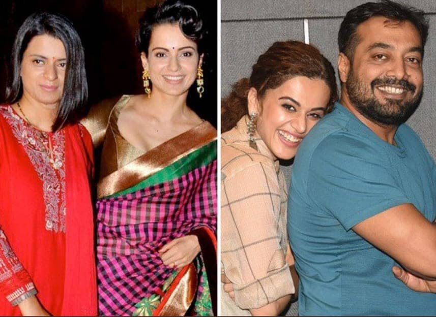 Taapsee Pannu responds to Rangoli Chandels comments: Dont want to waste time on this