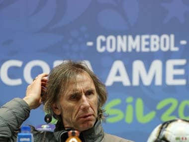 Copa America 2019: Its an ideal time to play Brazil, says Peru coach Ricardo Gareca ahead of continental final
