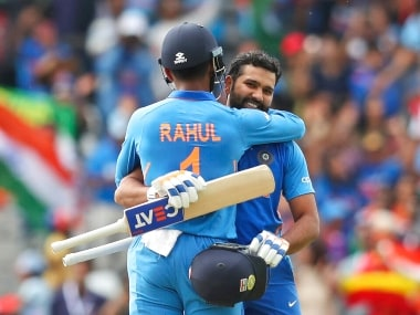 India vs Sri Lanka, ICC Cricket World Cup 2019: Men in Blue ease to win but middle-order issues remain unsolved