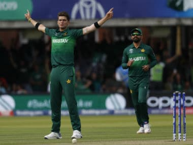 Pakistan vs Bangladesh, ICC Cricket World Cup 2019: Shaheen Shah Afridi revels in incredible six-wicket haul