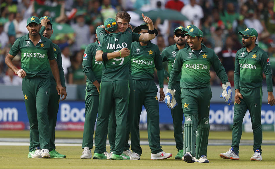 Pakistan's Shaheen Afridi starred with a record-breaking spell of 6-35 as they signed off their ICC Cricket World Cup campaign with a 94-run win over Bangladesh at Lord's on Friday. AP