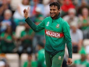Sri Lanka vs Bangladesh: BCB set to rest star all-rounder Shakib Al Hasan for three-match ODI series in Colombo