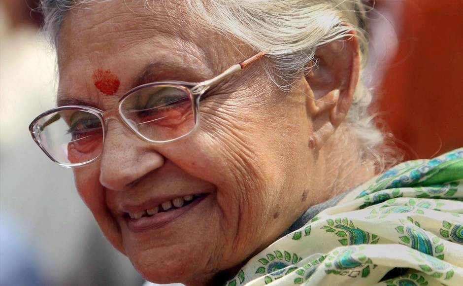 Ex-Delhi chief minister Sheila Dikshit passes away at 81, eminent politicians express grief at Congress leader's demise