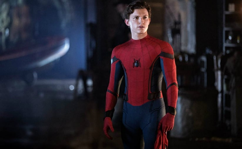 Spider-Man: Far From Home — Tom Hollands film becomes first Spidey movie to surpass <img class=