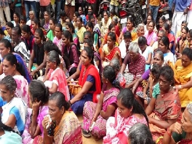 Around 200 Sri Lankan refugees submit petitions to district collector's office seeking Indian citizenship in Madurai