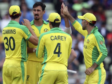 England vs Australia, ICC Cricket World Cup 2019 Stats Review: Aaron Finch's golden duck, Mitchell Starc's record haul and more