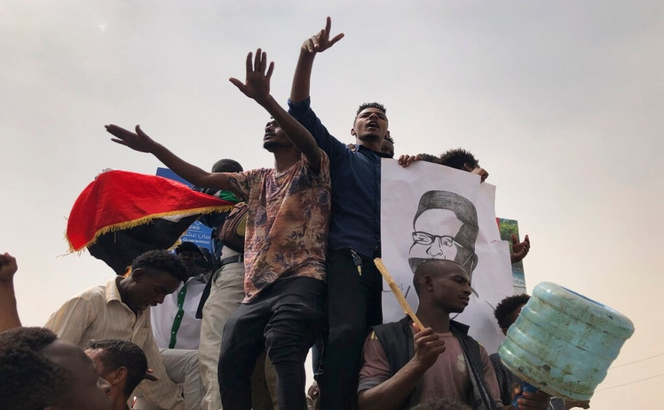 Sudan's ruling generals and protest leaders reached an agreement on the disputed issue of a new governing body Friday, in a breakthrough accord aimed at ending the country's months-long political crisis. It came after two days of talks following the collapse of the previous round of negotiations in May over who should lead the new ruling body, a civilian or soldier. AP