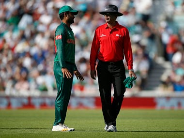 Indias S Ravi excluded from ICC Elite Panel of Umpires for 2019-20 season; Michael Gough and Joel Wilson included in list