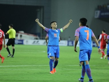 India football team captain Sunil Chhetri named AIFF Player of Year for record-extending sixth time