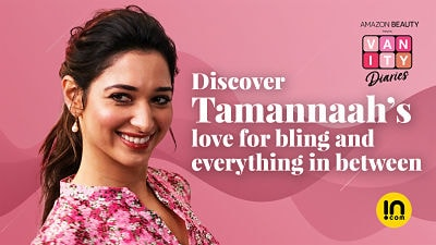 Episode 3 | Tamannaah's love for bling and everything in between | Vanity Diaries