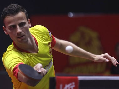 UTT 2019: Birthday boy Tiago Apolonia fights back from behind to win in Chennai Lions demolition of Puneri Paltan